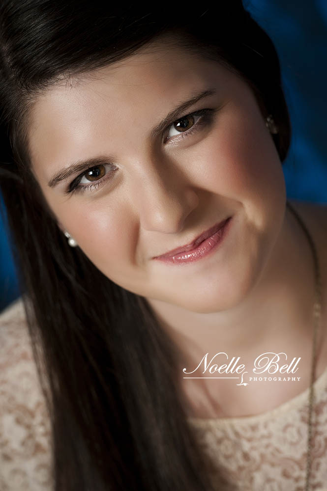 Senior Pictures Knoxville TN Noelle Bell Photography Studio Session