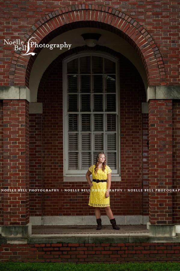 Kingsport TN Senior Pictures, Senior Girl, Sullivan Central Senior Portraits